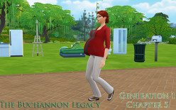 The Buchannon Sims 4 Legacy Challenge