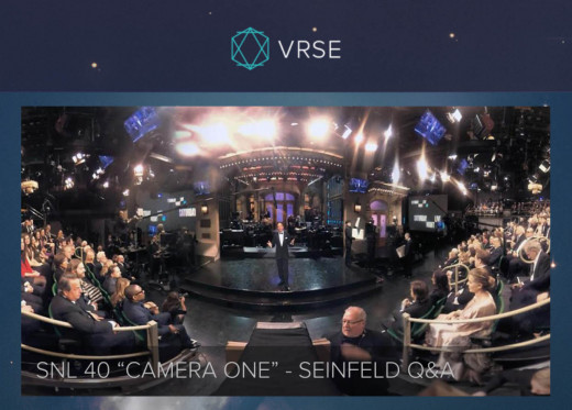 VRSE - An Expanding Universe of VR Experiences By VRSE Inc.