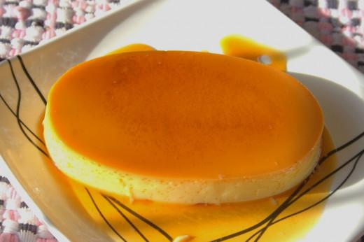 Leche flan is an Indian version of caramel dessert recipes