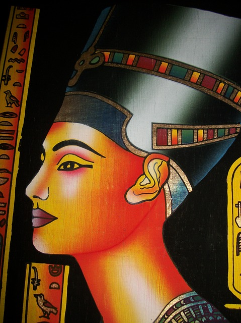 Nefertiti Depiction