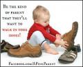 Parents as role models for children
