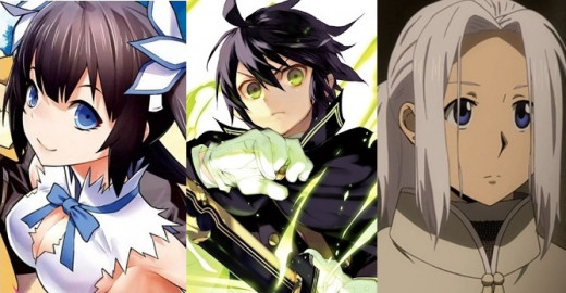 The Anime shows of Spring 2015 that You Must Definitely See!