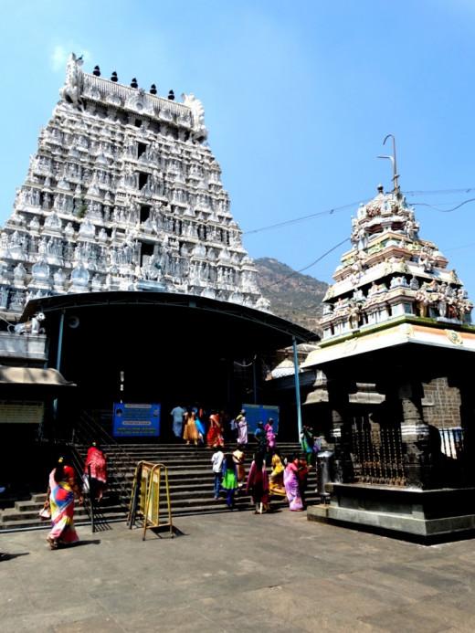 Arunachalam temple 2