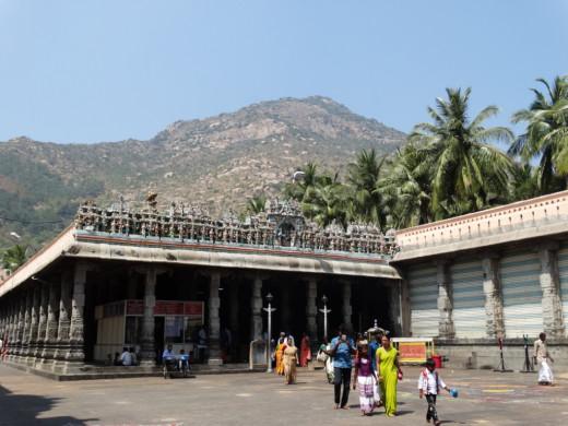 Arunachalam temple 3