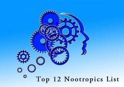 Top 12 Nootropics