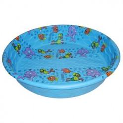 Best way to clean Kiddie Pool Hard Plastic?