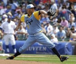 Alex Cobb, Tampa Bay Rays.