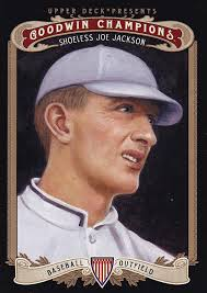 Shoeless Joe Jackson.