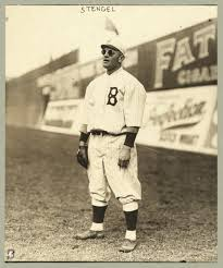 Legendary Casey Stengal, Brooklyn Dodgers.