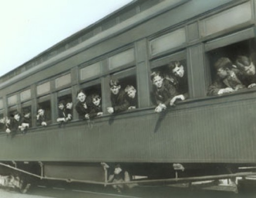 Orphan Train: Historical Background