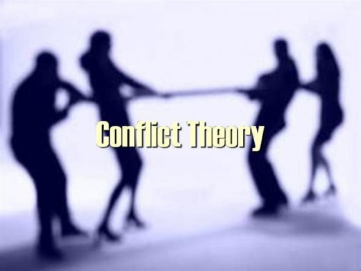 PPT on Conflict Theory