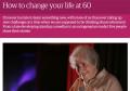 Ageism begins at 45