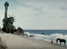 Final scene from Planet of the Apes