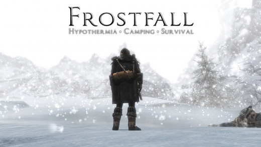 Frostfall is one of the top Skyrim immersion mods available.