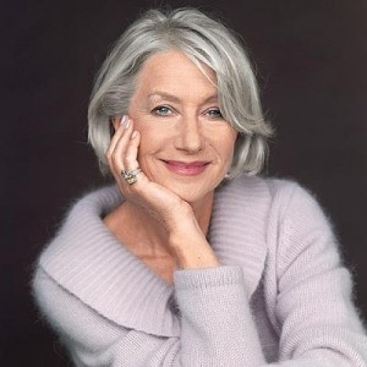 Shockingly, Mirren looks different at age 65!