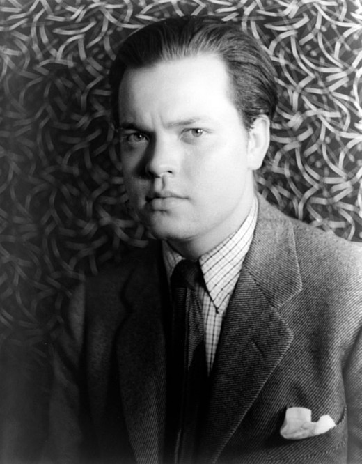 Orson Welles in 1937