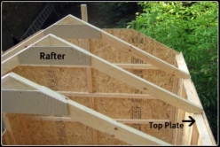 How to Build Rafters