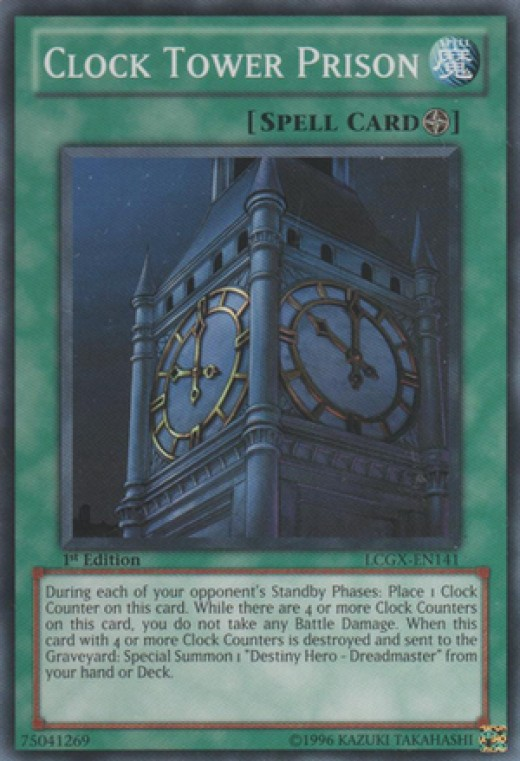 Clock Tower Prison