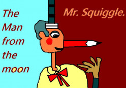 Australia's own Mr. Squiggle.