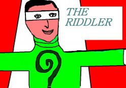 The Riddler.