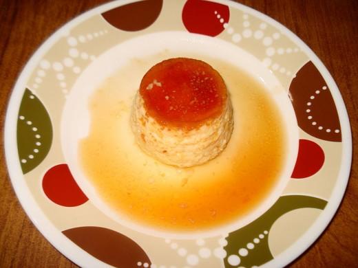 Tasty Caramel Pudding