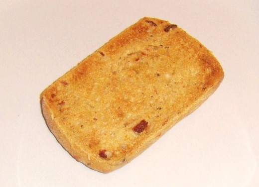 Toasted ciabatta