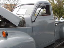 1948 Studebaker M-5, owned by Terry Greer of Hockessin, DE