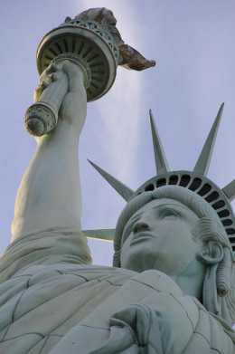 Statue of Liberty - symbol of freedome