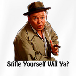 "What is your opinion of ""Archie Bunker"""