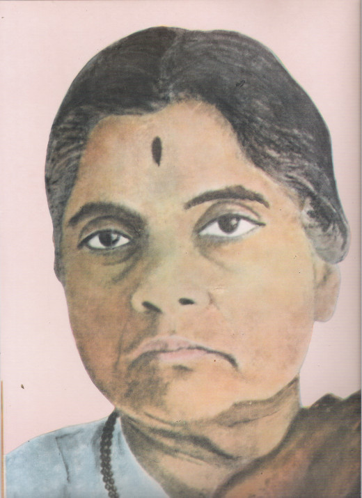 Durgabai Deshmukh a freedom fighter, eminent social worker By రహ్మానుద్దీన్  [CC-BY-SA-3.0 (http://creativecommons.org/licenses/by sa/3.0/)], via Wikimedia Commons