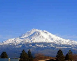 Mt Shasta California