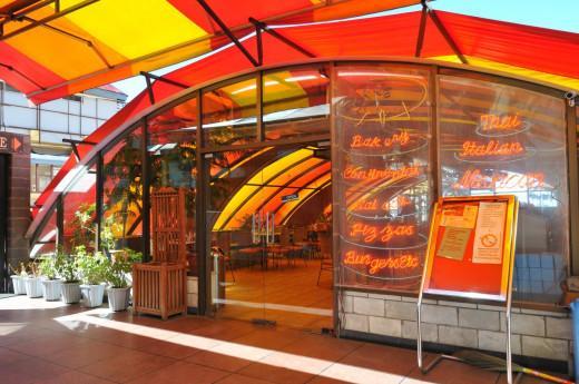 Cafe Sol, Shimla
