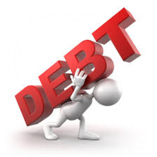 Don't bear the burden of debt - Consolidate