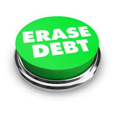 Erase Debt. Consolidate.