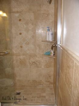 Walk Showers on Walk In Shower Enclosures
