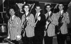The Kingsmen 1957.