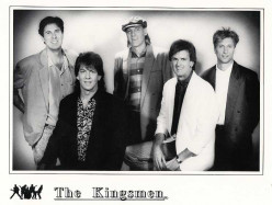 The Kingsmen--more mature.