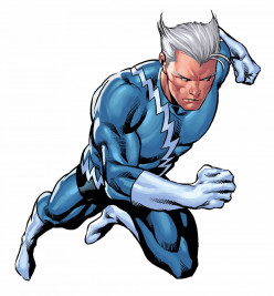 Who is Quicksilver?