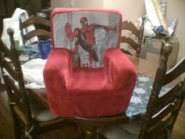 Spider Man Chair