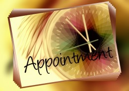 Appointments accurate to the second!