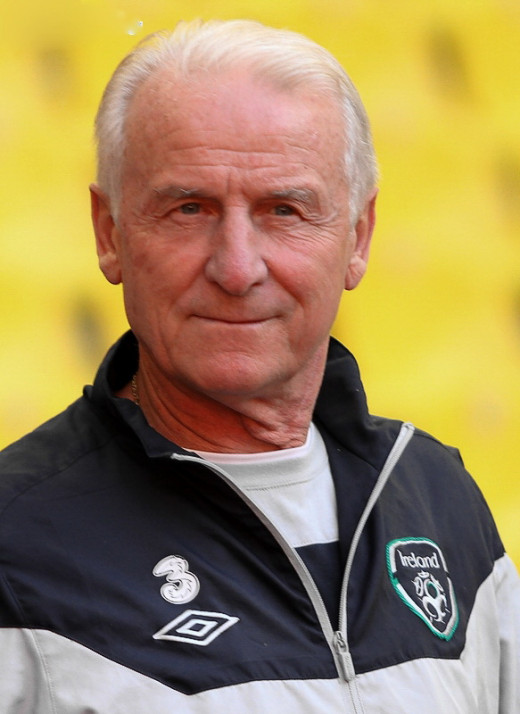 Giovanni Trapattoni is the second manager who have won the three main European club competitions