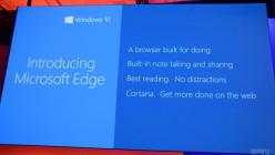 Microsoft Edge - new browser of choice