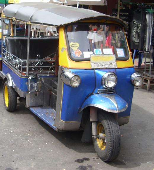 Tuk-Tuk Taxi