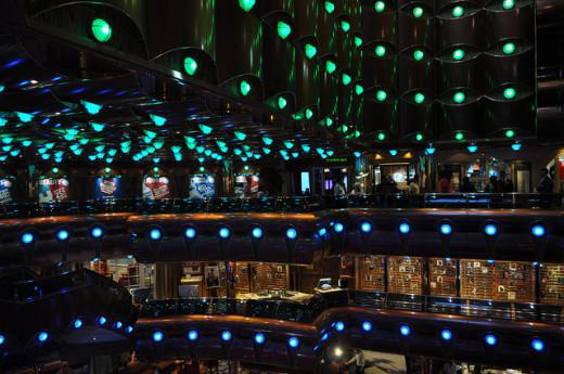 Carnival Freedom Atrium