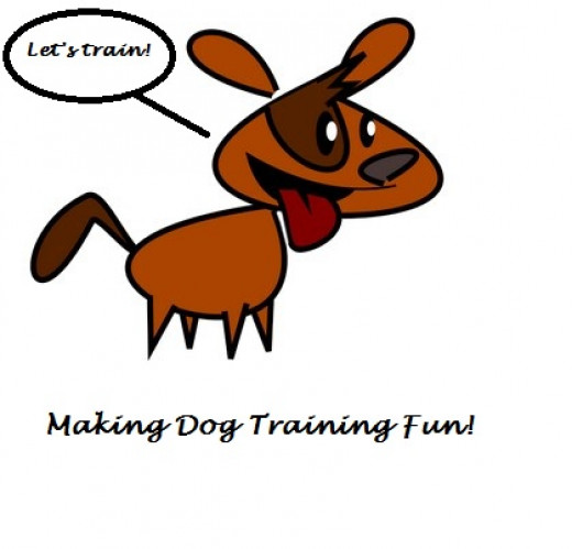 training a dog with positive reinforcement