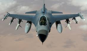F-16 Falcon (what you don't want to see in your rear view mirror)