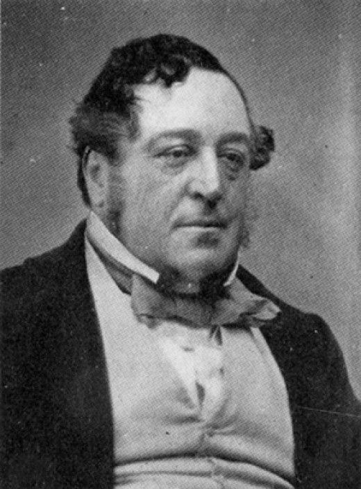 """Rossini 7"" by Anonymous photographer - Ransom Humanities Research Center, The Univ. of Texas at Austin. Licensed under Public Domain via Wikimedia Commons - http://commons.wikimedia.org/wiki/File:Rossini_7.jpg#/media/File:Rossini_7.jpg"