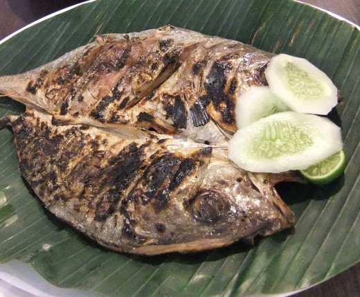 Grilled and barbecued whole fish is easy to prepare and cook. Season the fish while it is being cooked. Keep spices and sauces to a minimum to allow the delicate flavors of the fish to shine through.