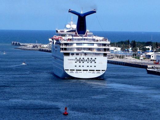 Carnival Sensation Ship