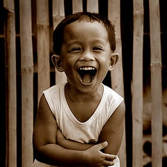 Sound of Laughter by hersley Flickr
